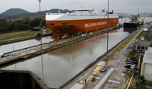 Krwawymi wodami Kanału Panamskiego