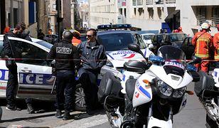 Atak nożownika w Marsylii. Pięć osób rannych, napastnik nie żyje