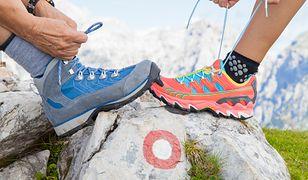 Odpowiednie skarpety zadbają o komfort stóp