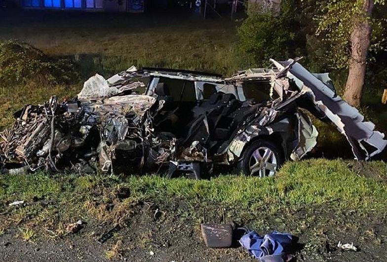 W miejscowości Poźrzadło w powiecie świebodzińskim doszło do tragicznego wypadku