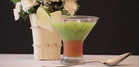 Przepis na orzeźwiające smoothie z melona i bazylii