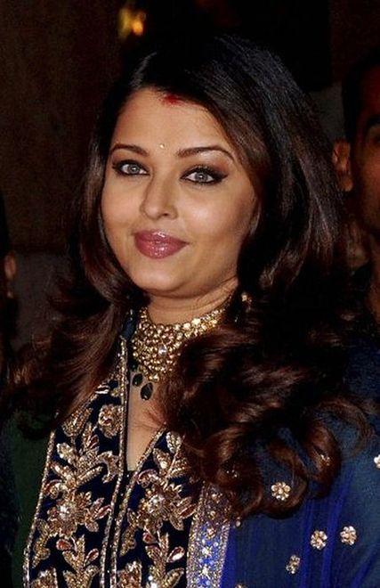 Aishwarya, bogini z Bollywood, nie chce schudnąć!
