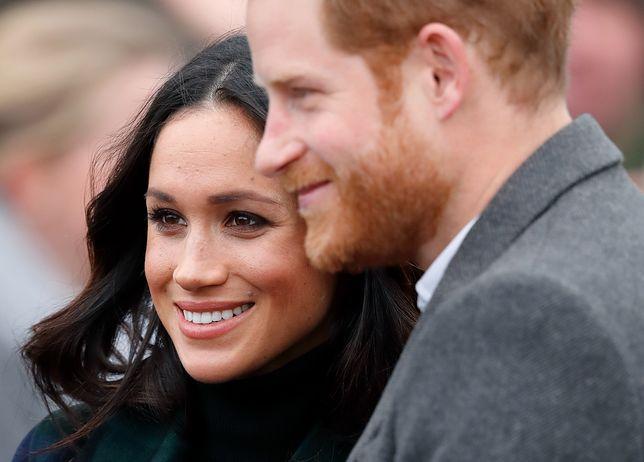 Meghan Markle i Harry - mówi się, że idą w ślady księżnej Diany