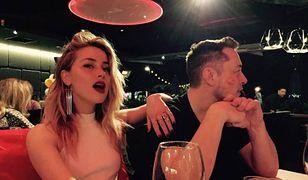 """Amber Heard """"porzucona"""" przez bogacza. I jest wielka, publiczna afera"""