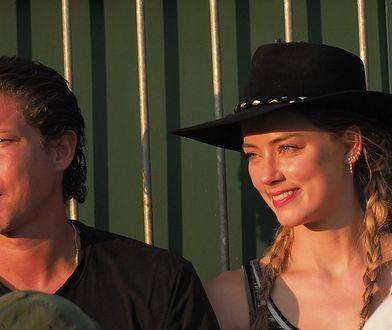 Amber Heard i Vito Schnabel