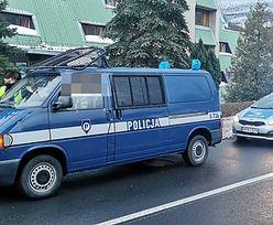 Policja zatrzymała inny radiowóz. W środku nie siedzieli policjanci