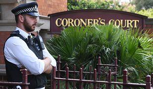 Westminster Coroners Court w Londynie
