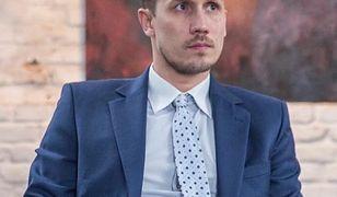 Konrad Berkowicz to wiceprezes partii WOLNOŚĆ