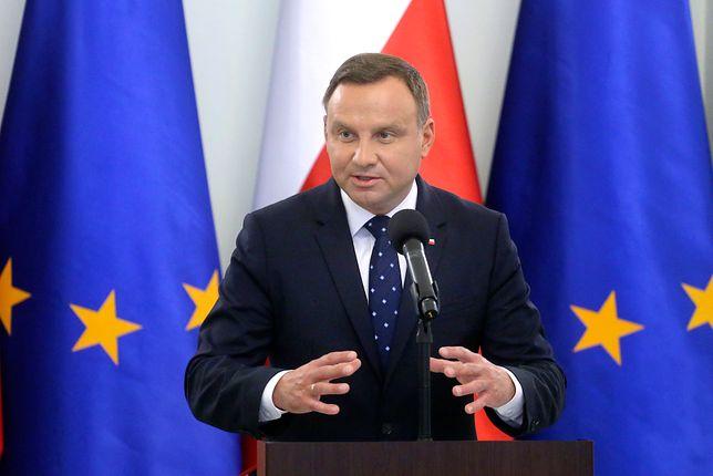 Andrzej Duda: w tej sytuacji nie ma ani zwycięzców, ani pokonanych