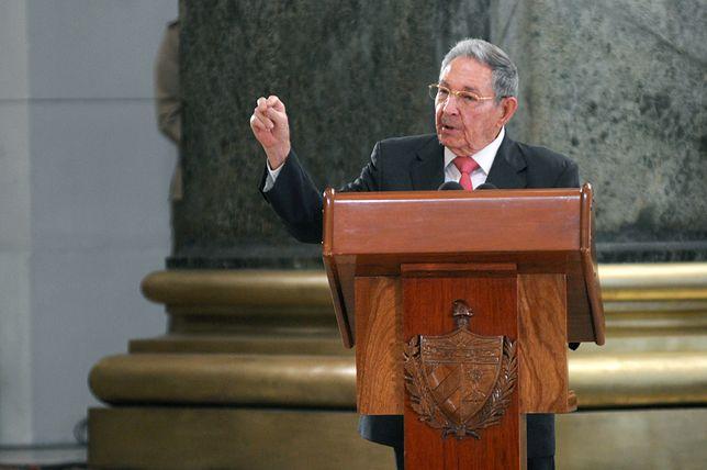 Raul Castro przejął stanowisko po swoim bracie, Fidelu