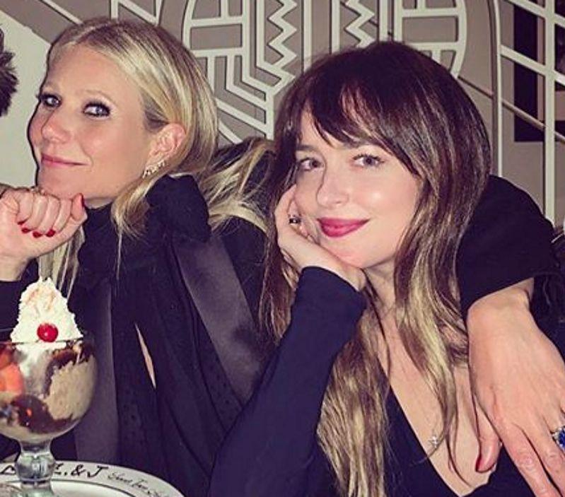 Gwyneth Paltrow zachwyca się dziewczyną byłego męża. Spędzają razem święta