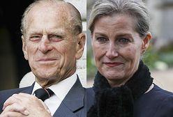 Synowa wyjawiła, jak wyglądały ostatnie chwile księcia Filipa