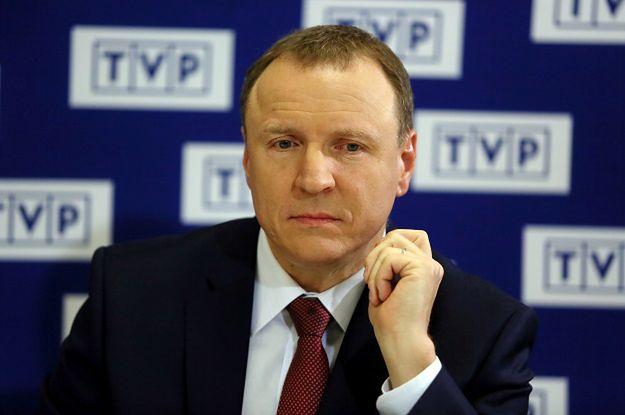 Jacek Kurski: jestem twardy. To cios w TVP