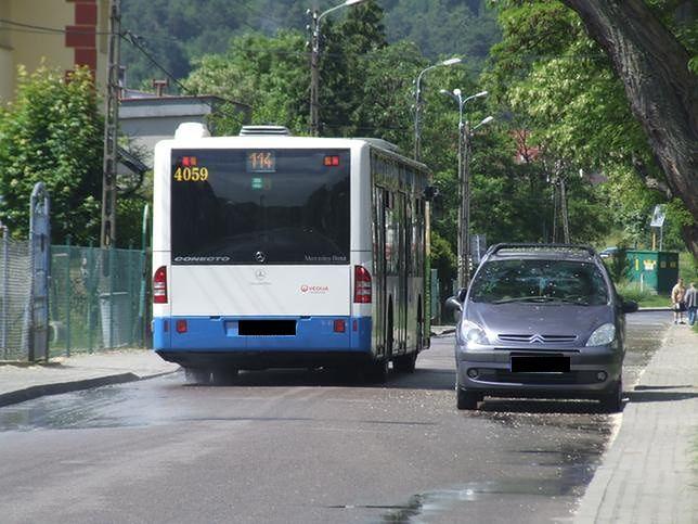 Niebezpieczny wypadek w Gdyni (zdjęcie ilustracyjne)