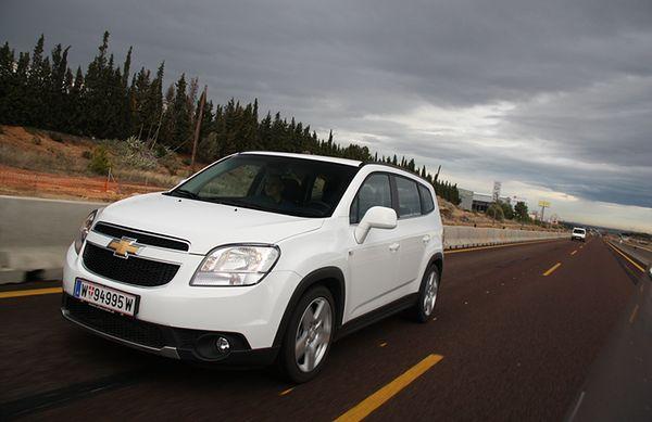 Test: Chevrolet Orlando - Z charakterem