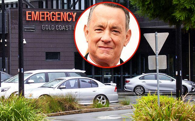 Tom Hanks i jego żona Rita przebywają w szpitalu w Australii. U obojga wykryto koronawirusa