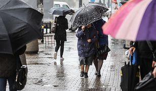 Pogoda w Warszawie w piątek 16 kwietnia. Chmury i możliwe opady