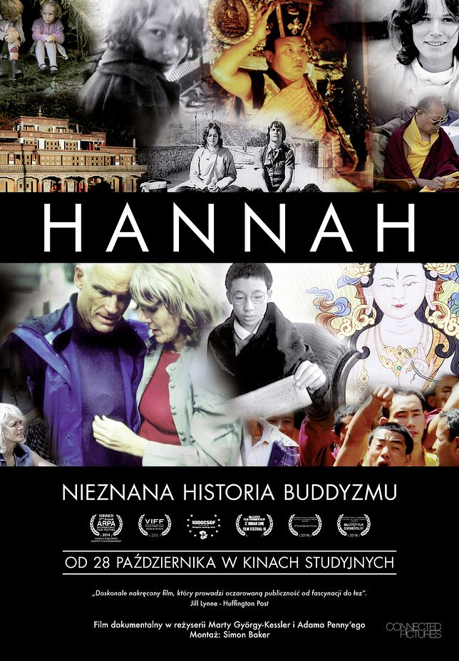 """Ze Wschodu na Zachód. """"Hannah. Nieznana historia buddyzmu"""" w kinach od 28 października"""