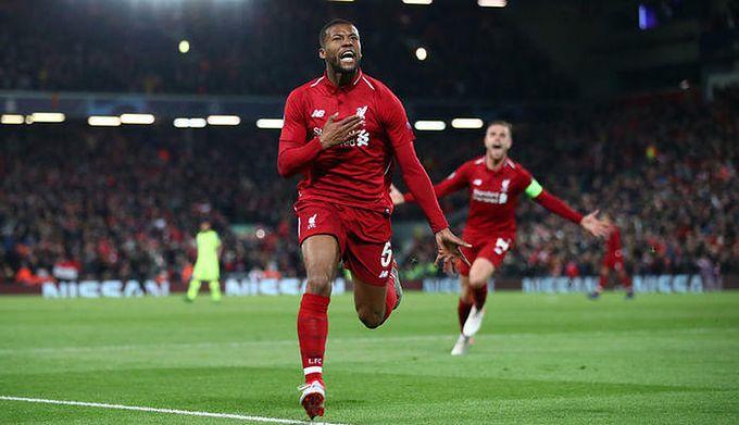 1f6d54d9b Liga Mistrzów 2019. Liverpool FC - FC Barcelona: niesamowita zmiana  Georginio Wijnalduma. Juergen Klopp miał nosa