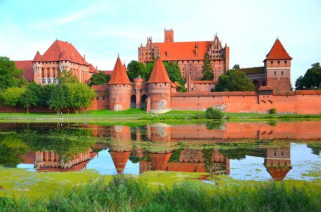 10. Zamek w Malborku
