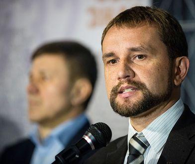 Wołodymyr Wiatrowycz dostał w listopadzie zakaz wjazdu do Polski