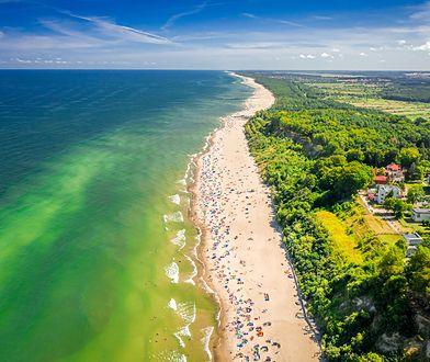 Władysławowo i okolice słyną z pięknych plaż