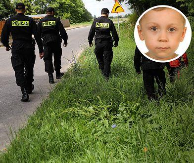 W akcji poszukiwawczej Dawida Żukowskiego uczestniczą setki policjantów