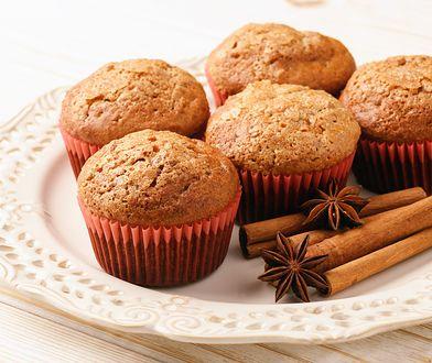 To najprostszy sposób na cynamonowe muffiny