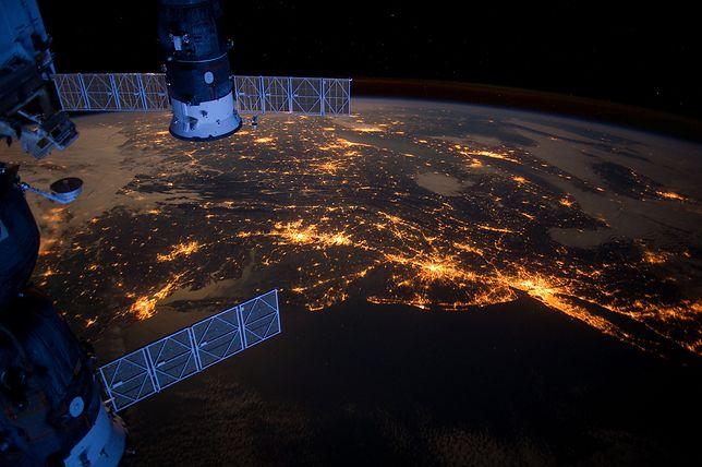 NASA rozpaliła ogień w kosmosie