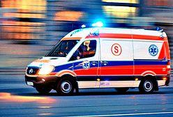 Chłopcy byli pod wpływem alkoholu. 6 i 8-latek trafili do szpitala