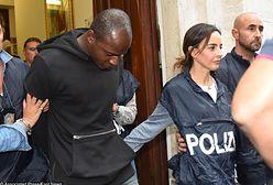 Jest decyzja sądu w Rimini: Butungu sądzony w trybie natychmiastowym
