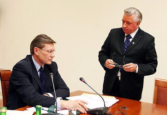 """""""Balcerowicz musi zostać!"""" - tak rozśmieszał Andrzej Lepper"""