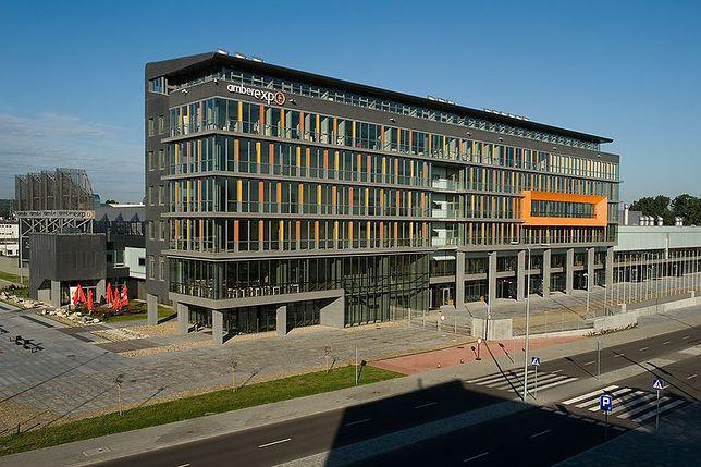 Szpital tymczasowy powstanie w gdańskim centrum AmberExpo