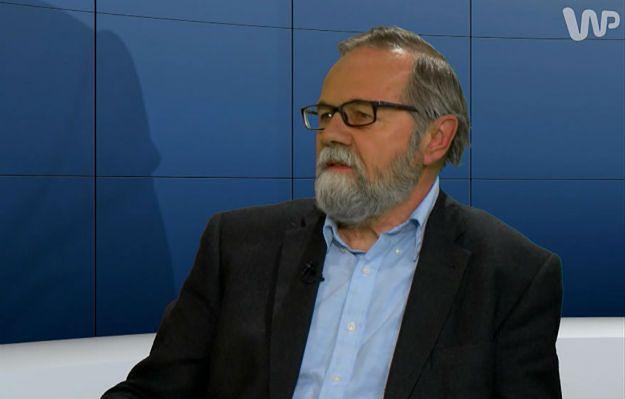 Ryszard Bugaj w #dziejesienazywo: wolę być uciśniony przez Kaczyńskiego niż chroniony przez Giertycha