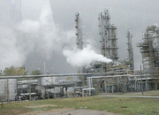 Petrochemia zaciska pasa