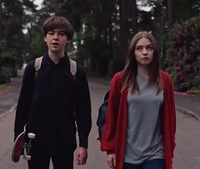 The end of the f***ing world – odcinki