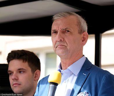 Sławomir Broniarz (szef Związku Nauczycielstwa Polskiego) nadal nie otrzymał odpowiedzi od ministra edukacji narodowej
