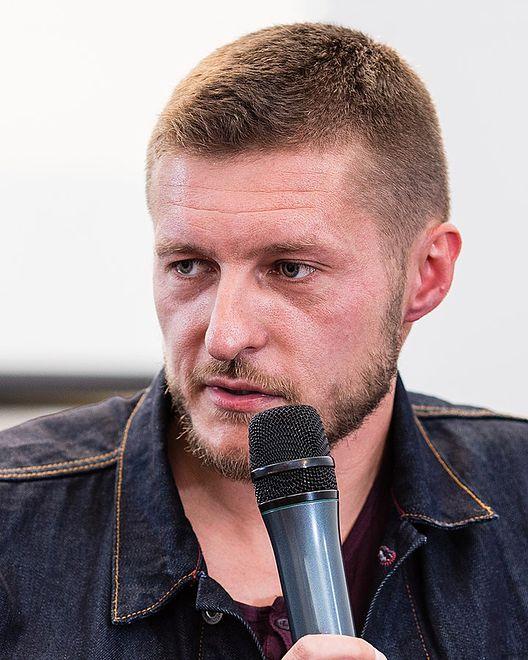 Miesiąc Spotkań Autorskich 2017 z Andrzejem Muszyńskim