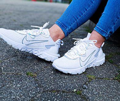 Są świetne! W tych sneakersach chodzi się modnie i wygodnie