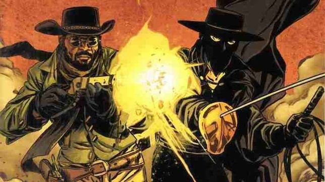 Quentin Tarantino nakręci film o przygodach Django i Zorro. Będzie na podstawie jego komiksu