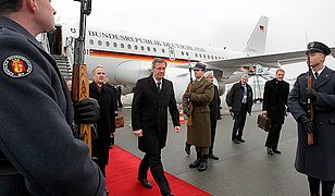 Prezydent Niemiec: czuję odpowiedzialność za historię