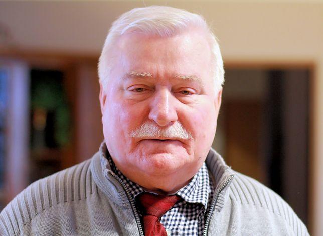 Lech Wałęsa pochwalił prezesa PiS