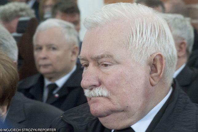 Jarosław Kaczyński i Lech Wałęsa spotkają się w sądzie