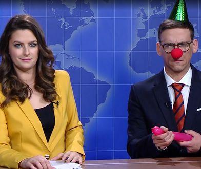 SNL Polska. Weekend Update: Mateusz Morawiecki podsumowuje pierwszy rok rządów