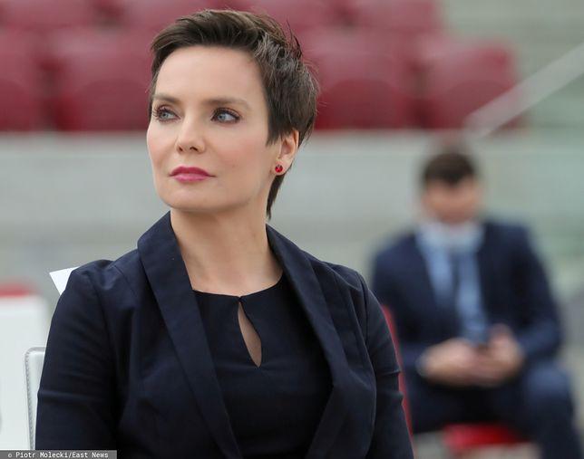 Agnieszka Kamińska jest prezesem Polskiego Radia.