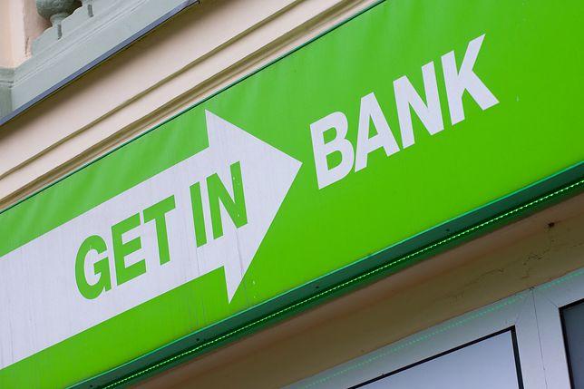 Getin Bank zmaga się z awarią