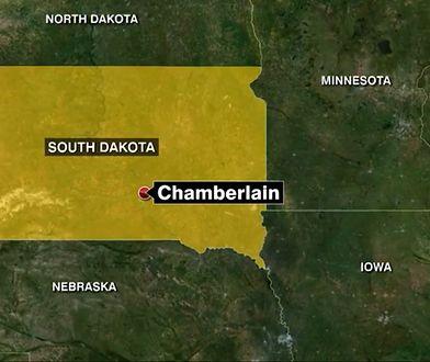 Katastrofa Samolotu w Chamberlain w USA
