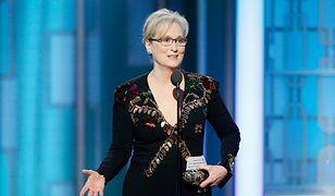 Meryl Streep poruszyła swoim przemówieniem. Donald Trump odpowiedział w ostrych słowach