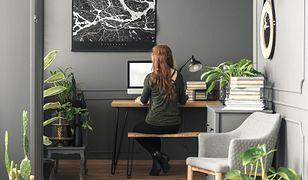Biurko narożne – jakie ma zalety i kiedy warto je wybrać?