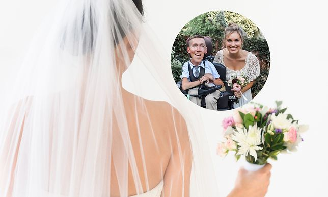 Shane Burcaw i Hannah Aylward wzięli ślub